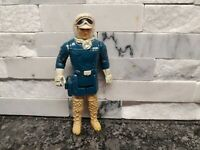 1980 Vintage HAN SOLO (Hoth Outfit) Star Wars Action Figure LFL Hong Kong L24