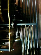 Ancien carillon ODO 10 marteaux 6 tiges SONODO WESTMINSTER platine 121 - 1930-36