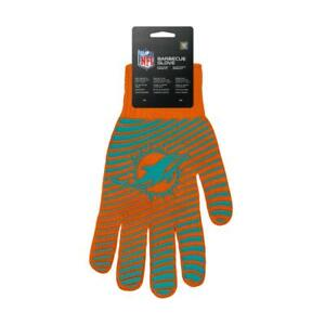 Miami Dolphins BBQ Style Glove [NEW] NFL Barbecue Tailgate Smoke Cook Grill