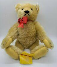 STEIFF Brown Hamleys Bear Classic Mohair Teddy 0168/28 Collectable 00532