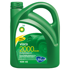 BP VISCO 2000 15W40  4 L