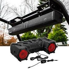 Hifonics TPS-10 Ten-Speaker Waterproof Bluetooth Marine,ATV,UTV Soundbar System