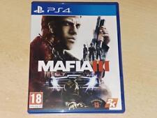 Mafia III 3 PS4 Playstation 4 **FREE UK POSTAGE**