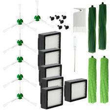 For IRobot Roomba Series E5 E6 E7 Vacuum Cleaner Replace Parts Supplies Kit Set