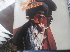 Jackie Jackson - Jackie USA issue LP Motown 1973