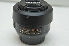 Nikon Nikkor AF-S DX 35 mm F/1.8G Lens , good condition