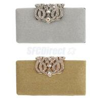 Evening Party Cocktail Clutch Purse Handbag Shoulder Chains Bridal Bag Gifts