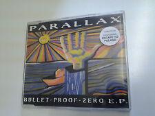 Parallax Bullet Proof Zero EP CD Single (CDMUTE159) Escape To Poland