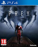 Prey PS4 PLAYSTATION 4 1020698 Bethesda