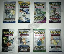 BRAND NEW Pokemon Card SAMPLING BOOSTER PACKS (Pre Ex Lv X) TCG