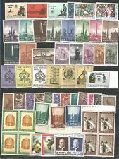 VATICAN nice collections  mint stamps MNH(**)