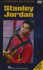 Stanley Jordan - Instructional DVD for Guitar [New DVD]