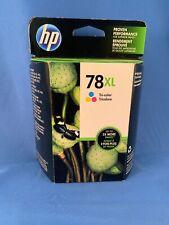 HP 78XL Genuine Ink Cartridge HP C6578AN C6578A DeskJet 460 5740 in Box