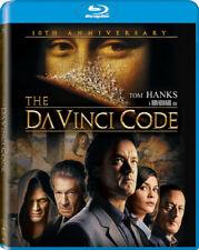 The Da Vinci Code Blu-Ray Ron Howard(Dir) 2006