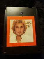 Barry Manilow Greatest Hits 8 Track Tape Cartridge Untested