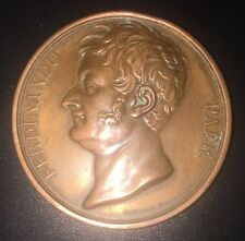 MEDAL Italia Historical Medal Music - Composer Ferdinando Paér - Donadio