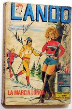 FUMETTO EROTICO EDIFUMETTO LANDO  N.44 1975