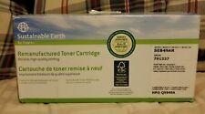 STAPLES Sustainable Earth SEB49AR TONER CARTRIDGE for HP Q5949