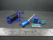 1:64 Scale Falken Shop Tools - Garage equipment - Diorama Accessories 6 pcs