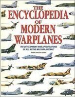 Encyclopedia of Warplanes, Gunston, Bill, Very Good, Hardcover