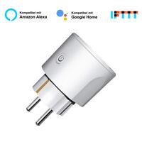 WIFI Smart Socket Phone Remote Control Outlet Amazon Alexa Google Home EU Plug