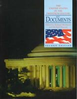 US in the 20th Century: Key Documents, 2nd edn (Untied States In The Twentieth C