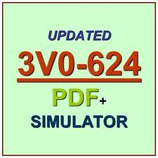 VMware Certified Advanced Professional VCAP 6.5 Test 3V0-624 Exam DCV Design QA