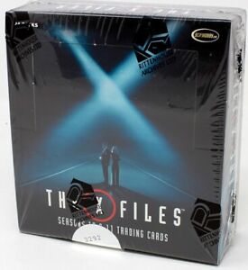 THE X-FILES SEASONS 10-11 TRADING CARDS (RITTENHOUSE) BOX BLOWOUT CARDS