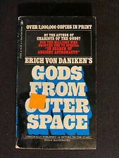 Gods from Outer Space by Von Daniken 1972 Book