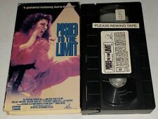 Pushed to the Limit VHS RARE 1992 Imperial Entertainment '90s Kickboxing Action