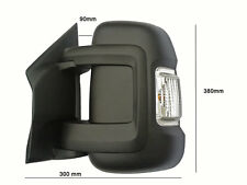 Spiegel Fiat  Ducato -  Temp. Sensor ,16 Watt  Links , 01/2011-heute, 735620699