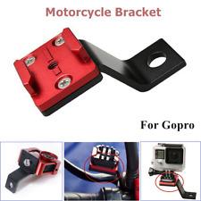 Motorcycle Bikes Handlebar Fixed Frame Base Balance Sports Camera Support Gopro