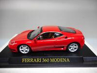 Ferrari 360 Modena Kyosho escala 1:43 OVP nuevo