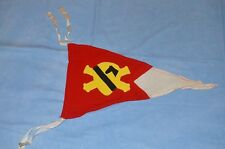 1950's Car Pennant of an Artillery Unit of the 1st Cavalry