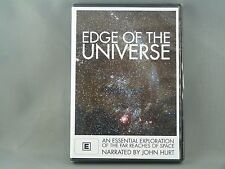 Edge Of The Universe DVD Narrated by John Hurt Region 4