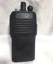 Vertex Standard Vx-160V Fcc Id: K66Vx-160V Handheld Radio