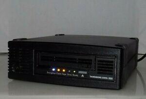 Tandberg LTO-5 HH - Tape drive LTO Ultrium ( 1.5 TB / 3 ) 5 SAS-2 external
