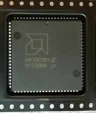 AMD AM79C981JC Quad Ethernet Switching Transceiver PQCC-84  **NEW**  1/PKG