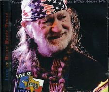 Live At Billy Bob's Texas - Willie Nelson (2004, CD NEUF)