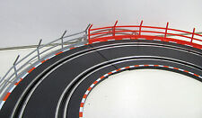 Carrera Go / Digital 143  Fangzaun 10 Stück -61651 NEUWARE mit OVP