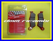 Pastiglie freno anteriori BREMBO SA YAMAHA YZF-R125 10>11 rosse R 125 2010 2011