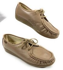 SAS San Antonio Shoes Siesta Comfort Oxford Lace Up Shoes Mocha Women's 9M