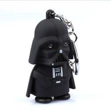 Rojo Encendedor Led Star Wars Darth Vader con Sonido Linterna Llavero