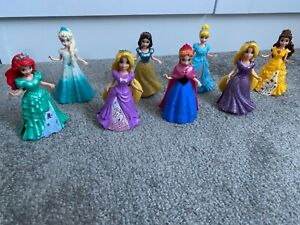 Disney Princess Magiclip Dolls & Dresses