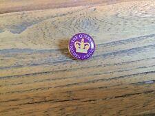 Pin Badge The Queens Golden Jubilee