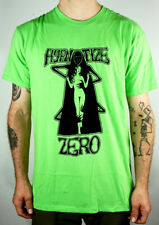 ZERO Skateboards Hypnotize T-Shirt Tee Green NEW NWT Streetwear Reg: $30 £25 30€