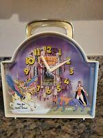 Vintage She-Ra Princess of Power Talking Alarm clock Working Very rare