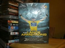The Lance Armstrong Collection (DVD, 2008, 3-Disc Set)
