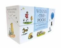 NEW Winnie the Pooh 30 Books Complete Collection Classic Library Kids Gift Set!