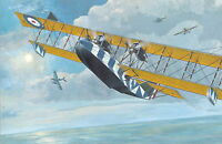 FELIXSTOWE F.2A (LATE) BRITISH AIRCRAFT WWI 1/72 RODEN 014